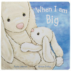 Jellycat When I am Big board book