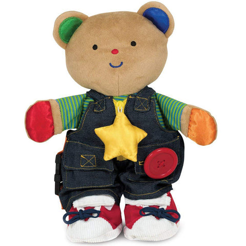 K's Kids Teddy Wear Undressing