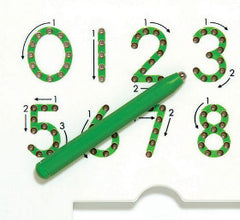 Kid O Magnatab Numbers 0 - 9 Tablet and Magnetic Pen