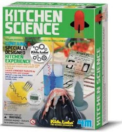4M Kidz Labs Kitchen Science - K and K Creative Toys