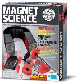 4M Kidz Labs Magnet Science