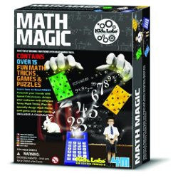 4M Kidz Labs Math Magic Game - K and K Creative Toys