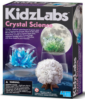 4M KidzLabs Crystal Science - K and K Creative Toys