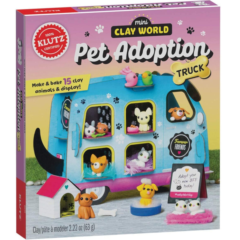 Klutz Pet Adoption Truck