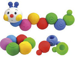 K's Kids Chain an Inchworm Activity Toy