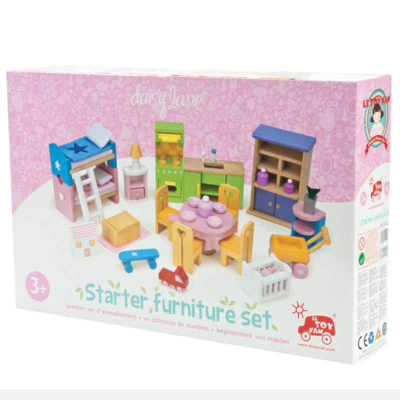 Le Toy Van Daisylane Starter Furniture Wooden