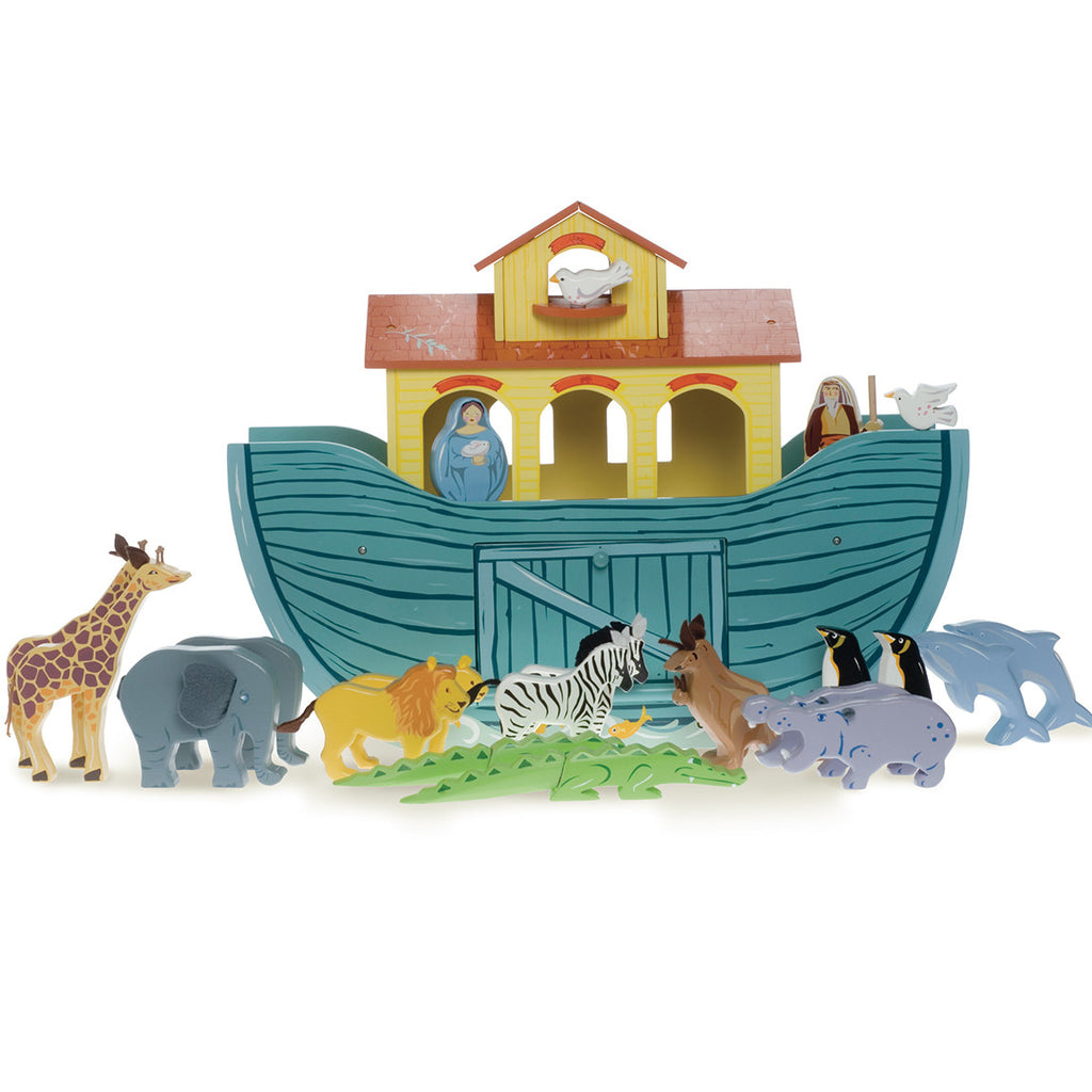 Le Toy Van Noah's Great Ark Set
