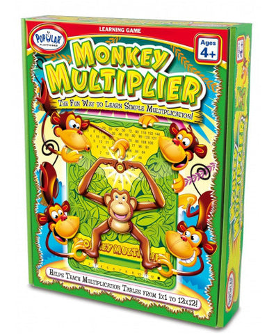 Popular Playthings Monkey Multiplier 2