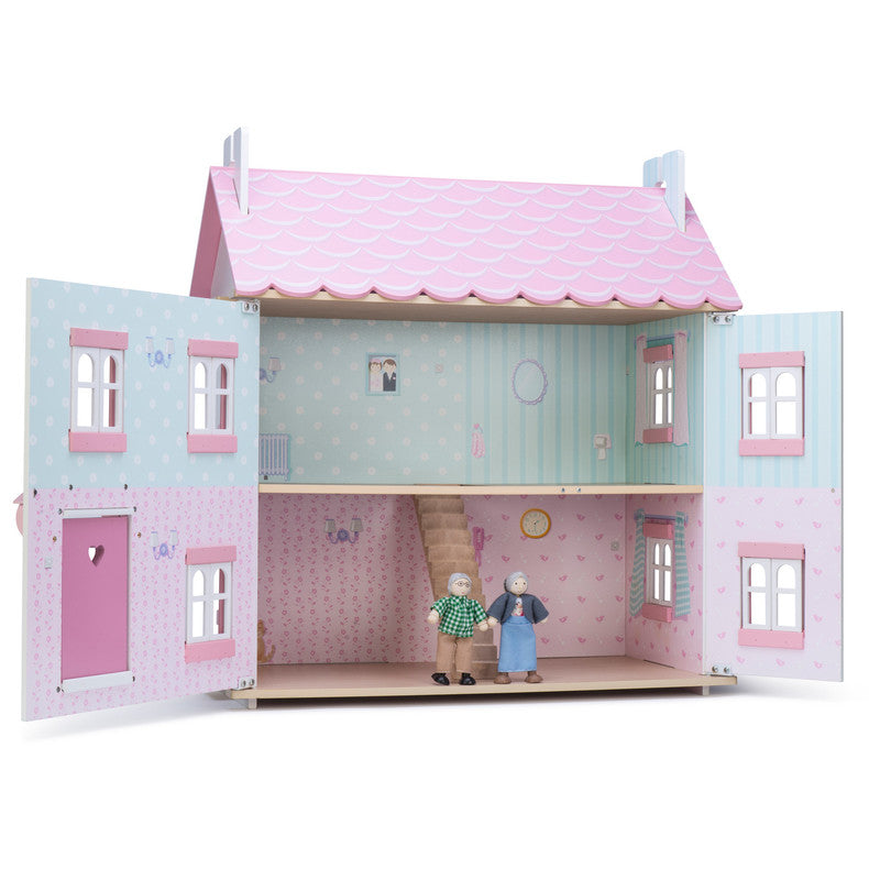 Le Toy Van Wooden Dolls House Sophie S House K And K Creative Toys
