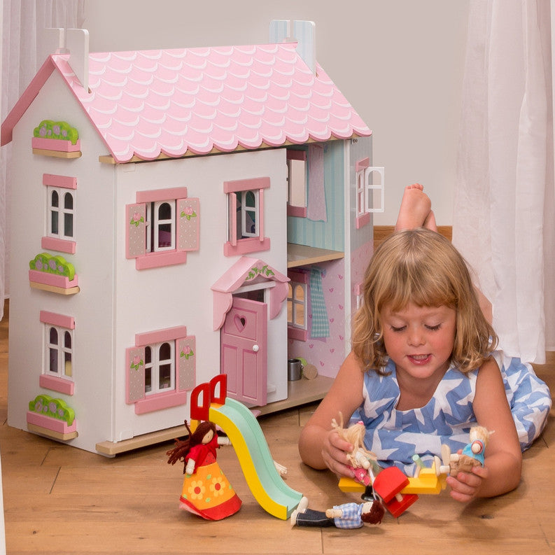 Le Toy Van Wooden Dolls House Sophie's House