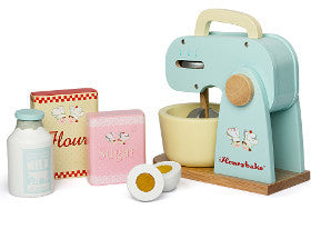 Le Toy Van Honeybake Mixer Set Wooden