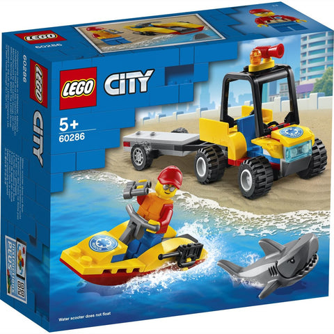 LEGO City Beach Rescue 60286