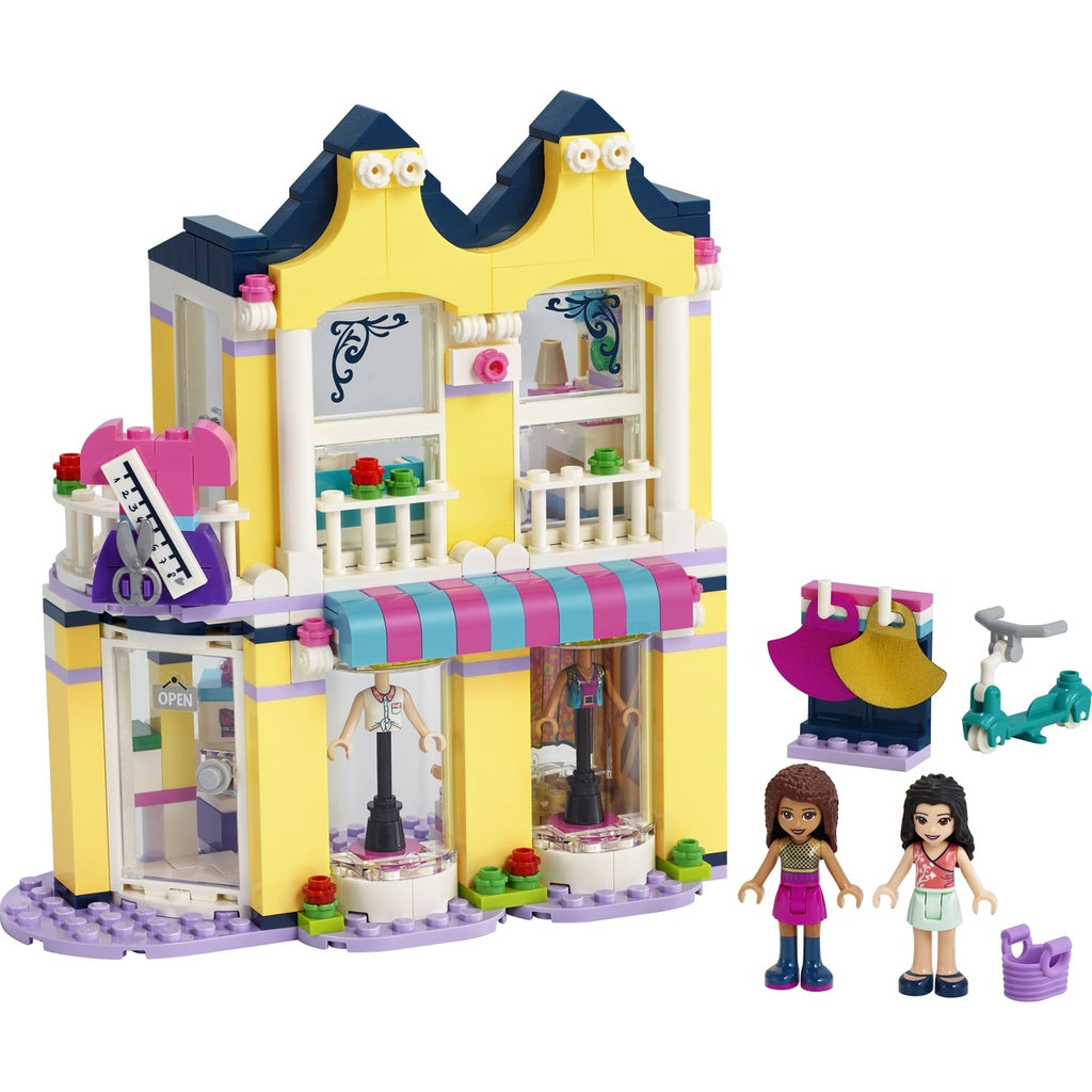 LEGO Friends Emma's Fashion Shop 41427 1