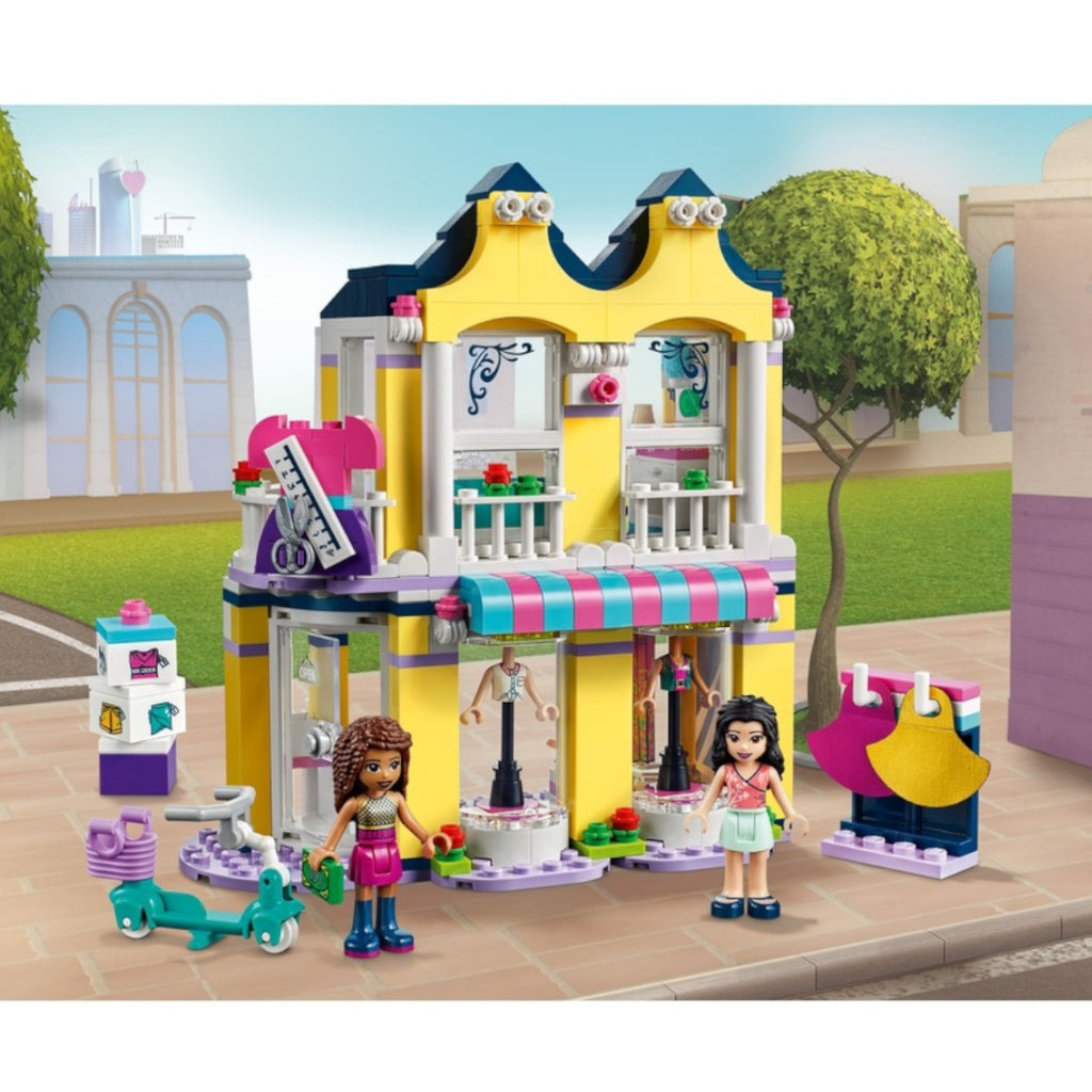 LEGO Friends Emma's Fashion Shop 41427 2