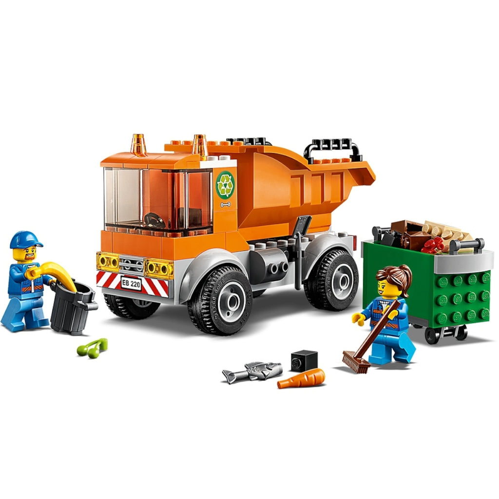 LEGO City Garbage Truck 60220 2