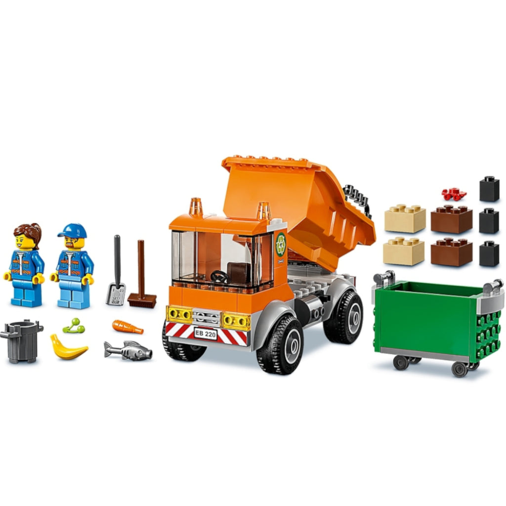 LEGO City Garbage Truck 60220 3