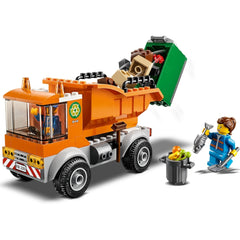 LEGO City Garbage Truck 60220 1