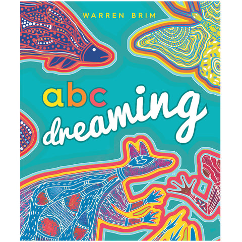 Magabala Books ABC Dreaming pb