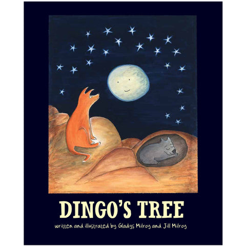 Magabala Books Dingo's Tree pb