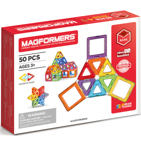 Magformers 50 pce set