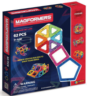Magformers 62pcs Basic Set
