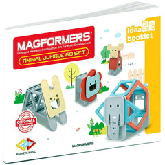 Magformers Animal Jumble 60pc 1