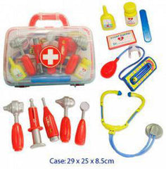 Doctor's Kit Deluxe in Case Medical Kit - K and K Creative Toys