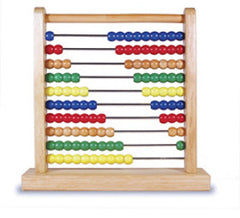 Melissa and Doug Abacus Wooden