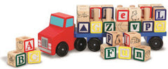 Melissa and Doug Alphabet Truck