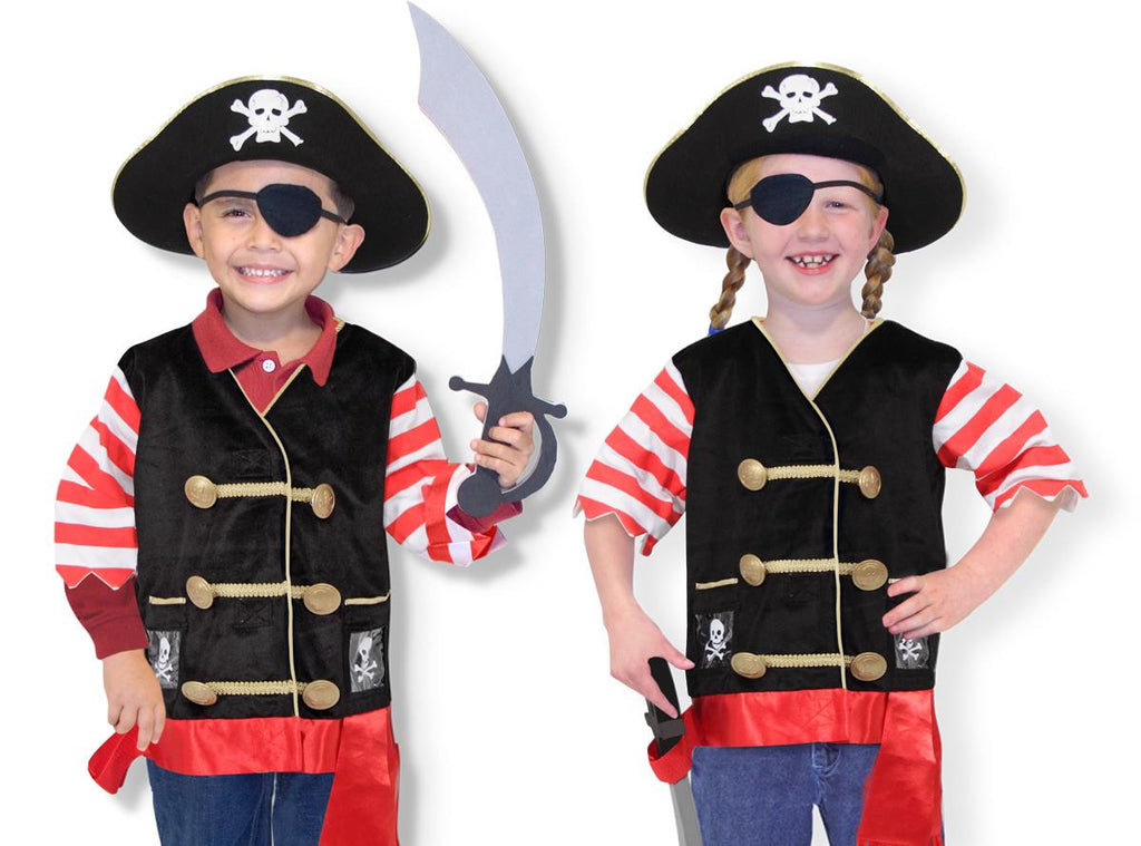 Melissa and Doug Dress Up Pirate 2