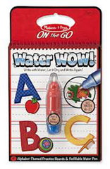 Melissa and Doug Water Wow Alphabet On the Go