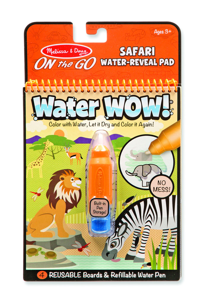 Melissa and Doug Water Wow Safari