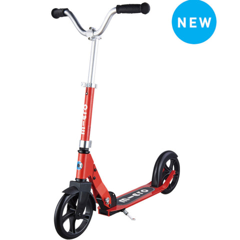 Micro Scooter Cruiser Red