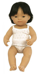 Miniland Doll Asian Boy