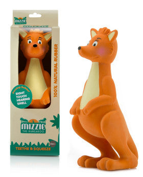Mizzie The Kangaroo Teeth and Squeeze