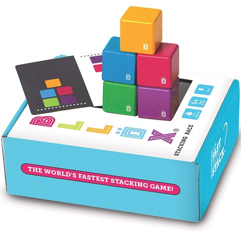 Mobi BLLOX Stacking Race Game