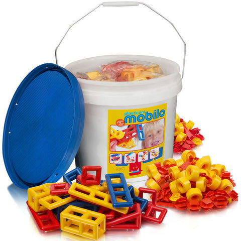Mobilo Large Bucket 234 pieces