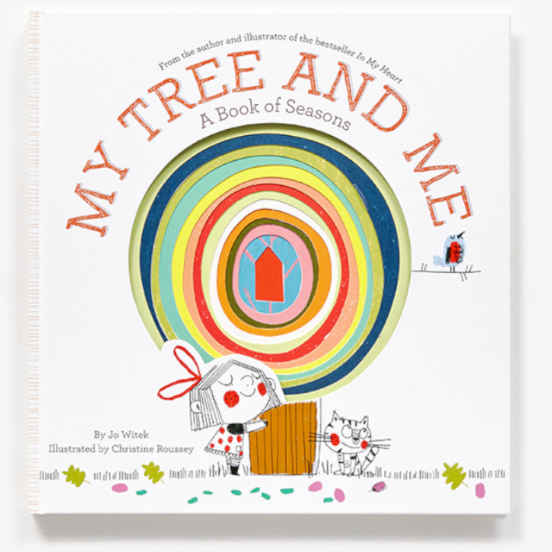 My Tree and Me A Book of Seasons