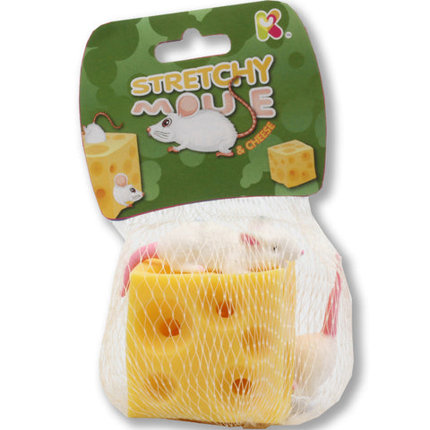 Cheese and Mouse - K and K Creative Toys