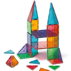 Neopuzzle Magnetic Building Tiles 18pc 2