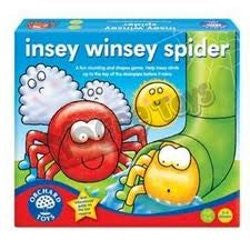 Orchard Insey Winsey Spider Game