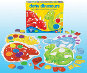 Orchard Dotty Dinosaurs Game