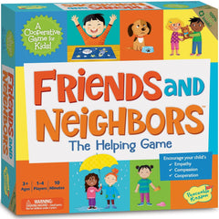 Peaceable Kingdom Friends and Neighbours Game