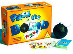 Piatnik Pass the Bomb Junior Game