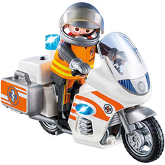 Playmobil Motorbike Emergency 1