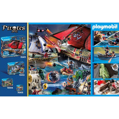 Playmobil Pirates Redcoat Bastion 2