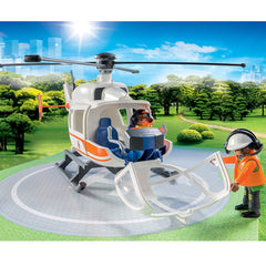 Playmobil Rescue Helicopter 2