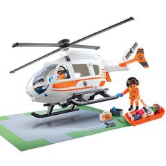 Playmobil Rescue Helicopter 1