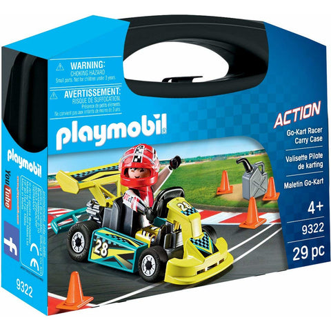 Playmobil Carry Case Go Kart