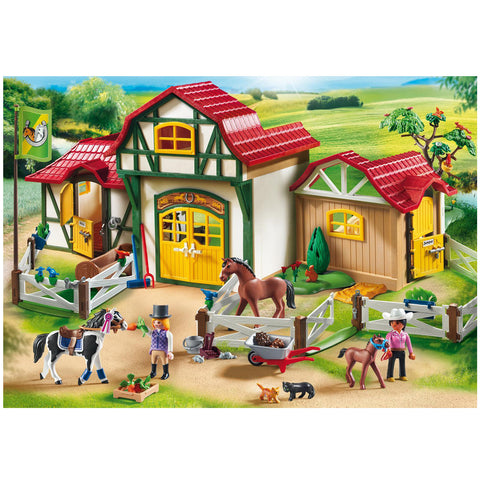 Playmobil Horse Farm 3